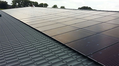 zonnepanelen, nps holland, valkenswaard
